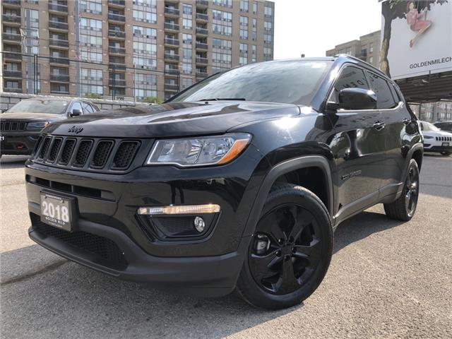 2018 Jeep Compass North (Stk: P5424) in North York - Image 1 of 29