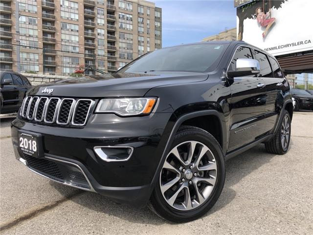2018 Jeep Grand Cherokee Limited (Stk: P5387) in North York - Image 1 of 30