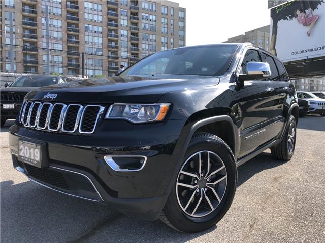 2019 Jeep Grand Cherokee Limited (Stk: P5416) in North York - Image 1 of 30