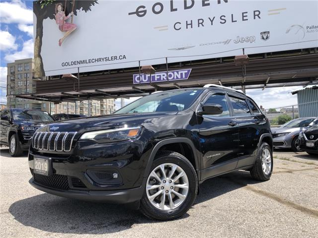 2019 Jeep Cherokee North (Stk: P5355) in North York - Image 1 of 28