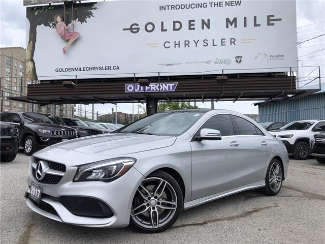 2017 Mercedes-Benz CLA 250 Base (Stk: P5374) in North York - Image 1 of 30