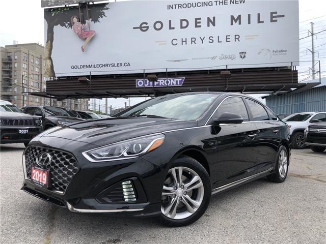 2019 Hyundai Sonata Luxury (Stk: P5455) in North York - Image 1 of 30