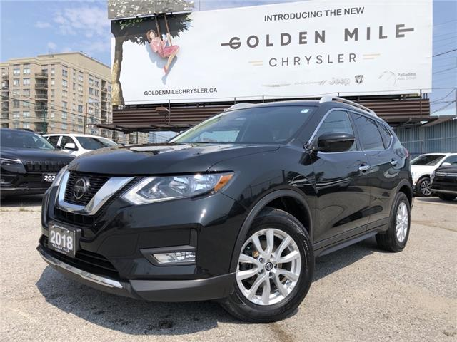 2018 Nissan Rogue SV (Stk: P5477) in North York - Image 1 of 31