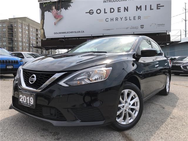 2019 Nissan Sentra  (Stk: P5436) in North York - Image 1 of 28