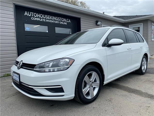 2019 Volkswagen Golf SportWagen 1.8 TSI Comfortline (Stk: 9059) in Kingston - Image 1 of 21
