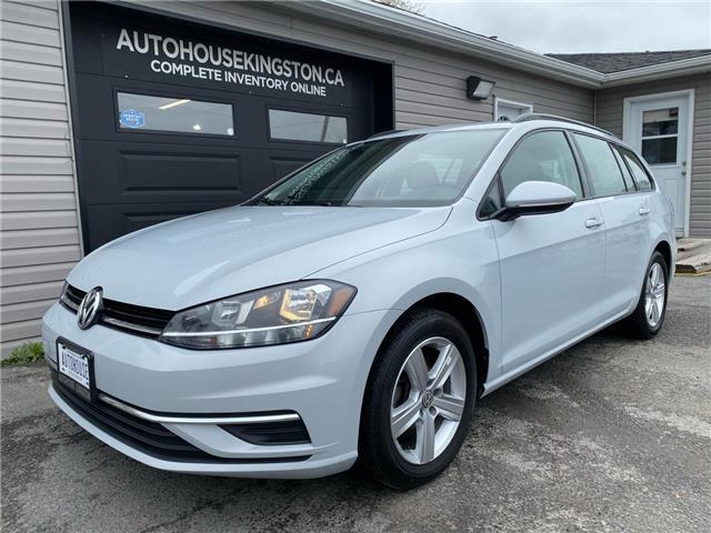 2019 Volkswagen Golf SportWagen 1.8 TSI Comfortline (Stk: 9053) in Kingston - Image 1 of 21