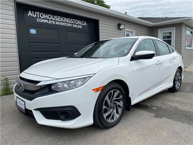 2018 Honda Civic SE (Stk: 9912) in Kingston - Image 1 of 24