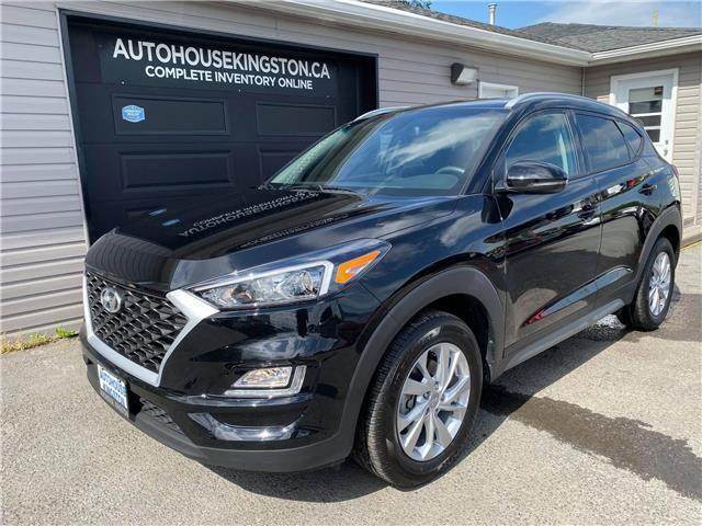 2020 Hyundai Tucson Preferred (Stk: 9943) in kingston - Image 1 of 24
