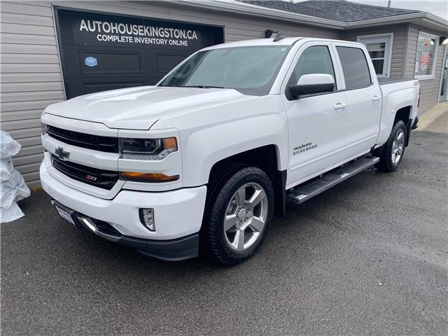 2018 Chevrolet Silverado 1500 2LT (Stk: 9973) in Kingston - Image 1 of 24