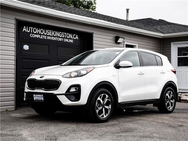 2020 Kia Sportage LX (Stk: 9993) in Kingston - Image 1 of 28