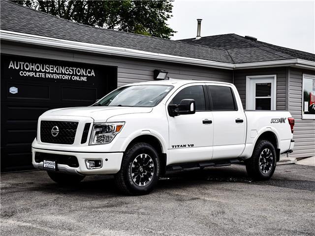 2018 Nissan Titan PRO-4X (Stk: 10010) in Kingston - Image 1 of 30