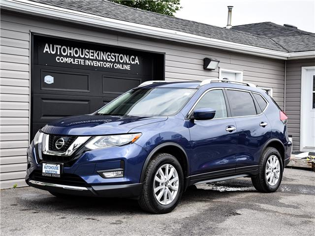 2017 Nissan Rogue SV (Stk: 9979) in Kingston - Image 1 of 29