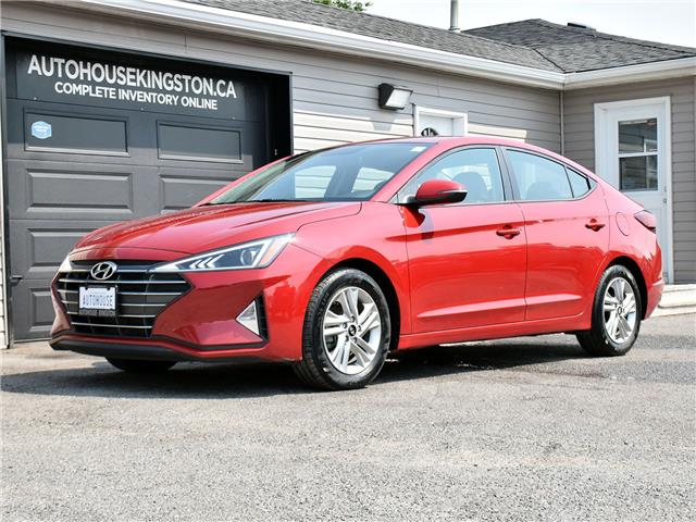 2020 Hyundai Elantra Preferred (Stk: 10017) in Kingston - Image 1 of 26