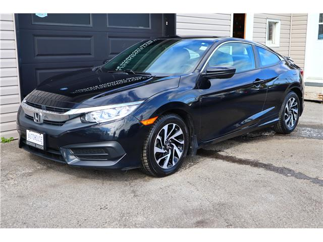 2016 Honda Civic LX (Stk: 10027) in Kingston - Image 1 of 22
