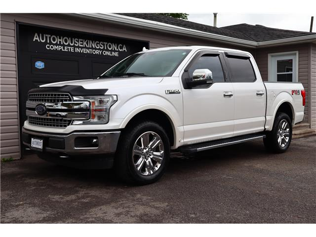 2018 Ford F-150 Lariat (Stk: 10040) in Kingston - Image 1 of 27
