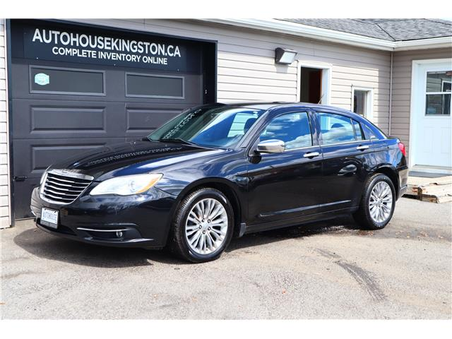 2012 Chrysler 200 Limited (Stk: 10012A) in Kingston - Image 1 of 20