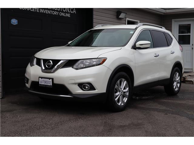 2016 Nissan Rogue SV (Stk: 10054) in Kingston - Image 1 of 23