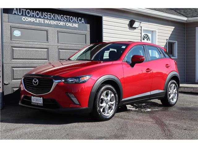 2018 Mazda CX-3 GS (Stk: 10058) in Kingston - Image 1 of 24