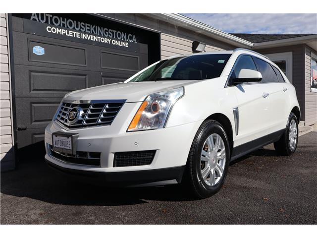 2014 Cadillac SRX Luxury (Stk: 10032) in Kingston - Image 1 of 21