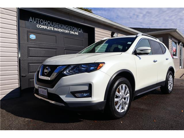2017 Nissan Rogue SV (Stk: 10063) in Kingston - Image 1 of 21