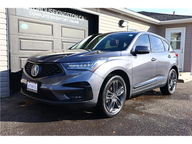 2019 Acura RDX A-Spec (Stk: 10072) in Kingston - Image 1 of 26