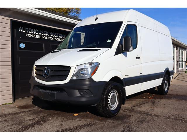 2016 Mercedes-Benz Sprinter-Class Standard Roof (Stk: 10073) in Kingston - Image 1 of 20