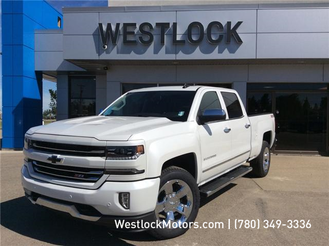2018 Chevrolet Silverado 1500  (Stk: 18T245) in Westlock - Image 1 of 28