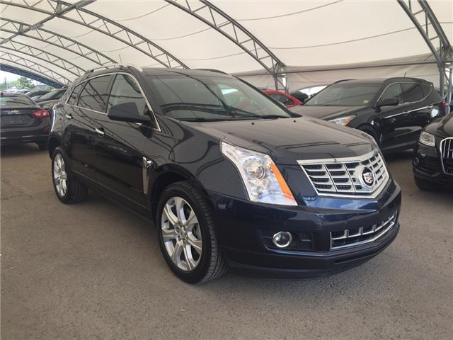 2016 Cadillac SRX Premium Collection (Stk: 165796) in AIRDRIE - Image 1 of 24
