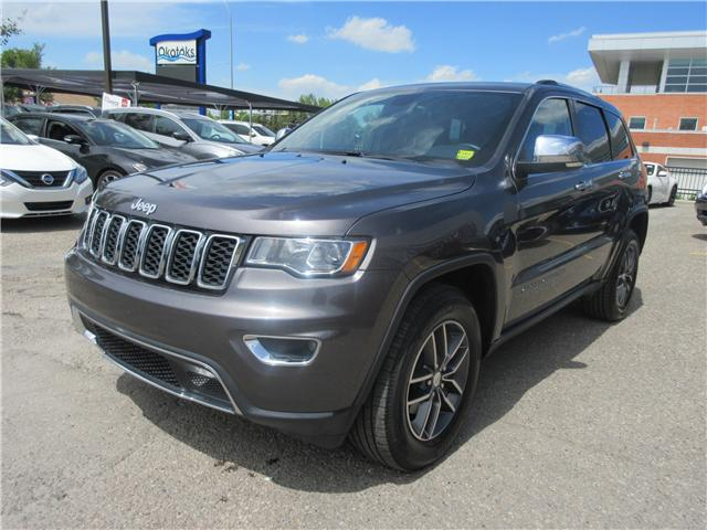 2018 Jeep Grand Cherokee Limited (Stk: 7421) in Okotoks - Image 24 of 37