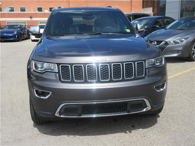 2018 Jeep Grand Cherokee Limited (Stk: 7421) in Okotoks - Image 25 of 37