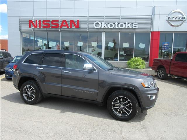 2018 Jeep Grand Cherokee Limited (Stk: 7421) in Okotoks - Image 1 of 38