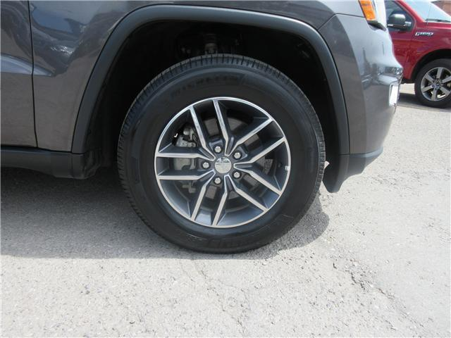 2018 Jeep Grand Cherokee Limited (Stk: 7421) in Okotoks - Image 26 of 37