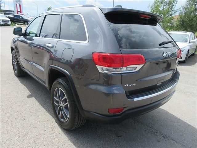 2018 Jeep Grand Cherokee Limited (Stk: 7421) in Okotoks - Image 30 of 37