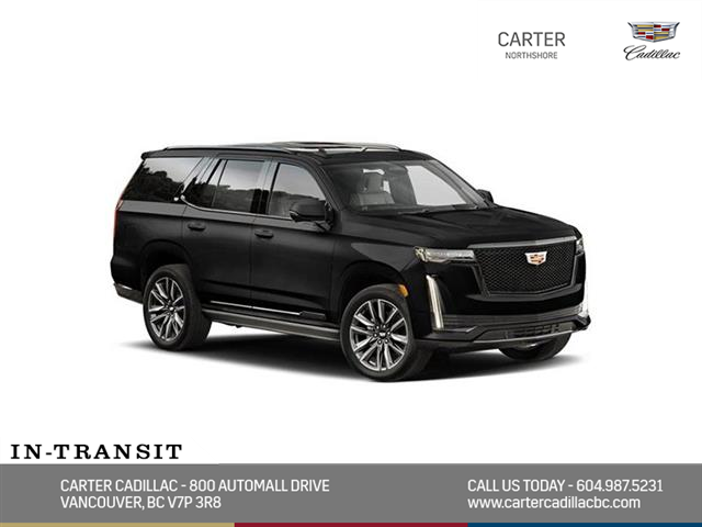 2021 Cadillac Escalade Sport (Stk: 1D56030) in North Vancouver - Image 1 of 1