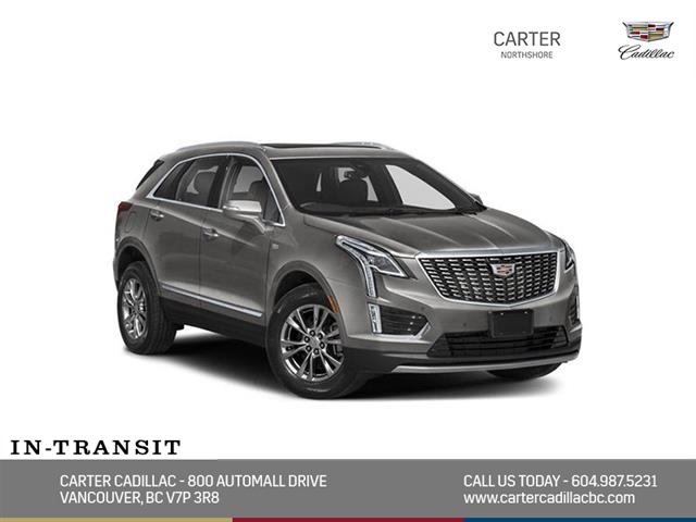 2022 Cadillac XT5 Premium Luxury (Stk: 2D63340) in North Vancouver - Image 1 of 1