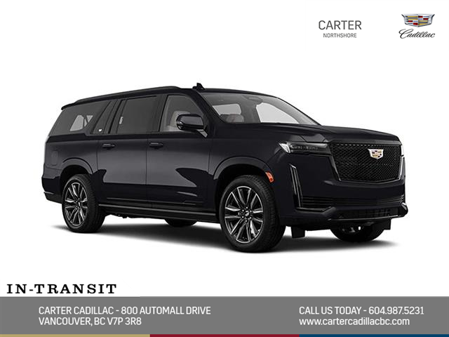 2021 Cadillac Escalade Sport Platinum (Stk: 1D22680) in North Vancouver - Image 1 of 1