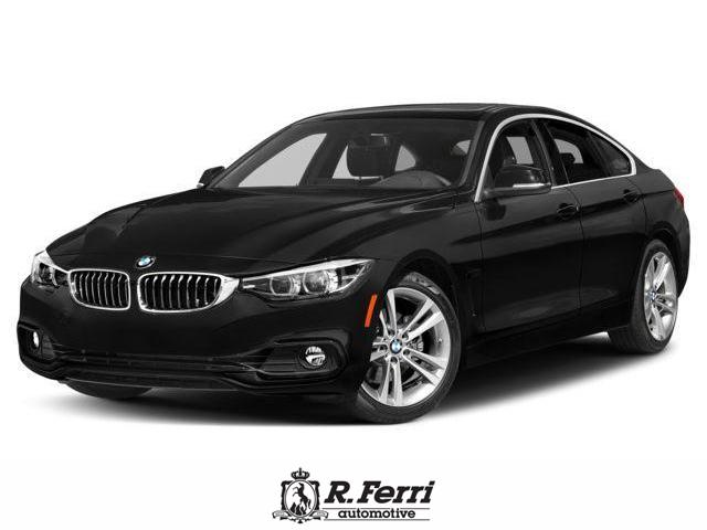 2019 BMW 430 Gran Coupe i xDrive (Stk: 27111) in Woodbridge - Image 1 of 9