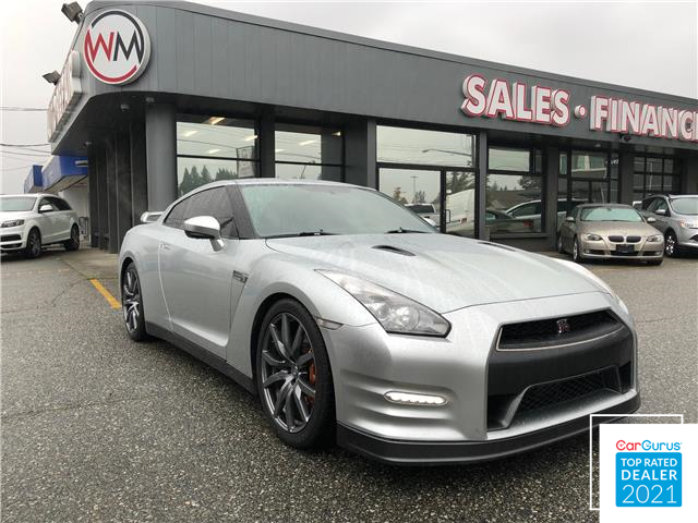2013 Nissan GT-R Premium (Stk: 13-260213) in Abbotsford - Image 1 of 13