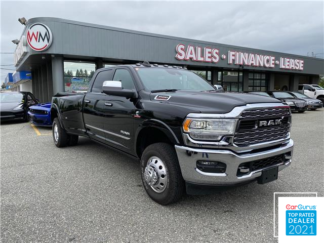 2019 RAM 3500 Limited (Stk: 19-717729) in Abbotsford - Image 1 of 18
