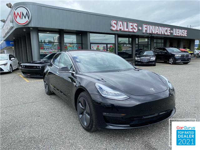2018 Tesla Model 3 Long Range (Stk: 18-028371) in Abbotsford - Image 1 of 15