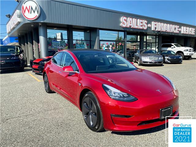 2019 Tesla Model 3 Long Range (Stk: 19-366026) in Abbotsford - Image 1 of 15