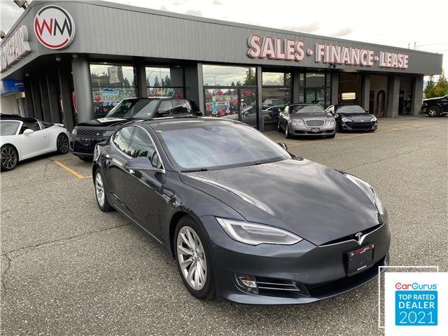 2016 Tesla Model S 90D (Stk: 16-149244) in Abbotsford - Image 1 of 17