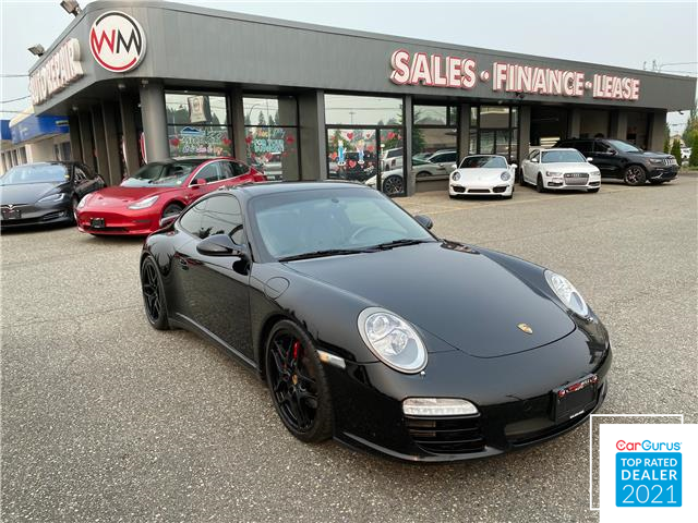 2010 Porsche 911 Carrera 4S (Stk: 10-720853A) in Abbotsford - Image 1 of 16