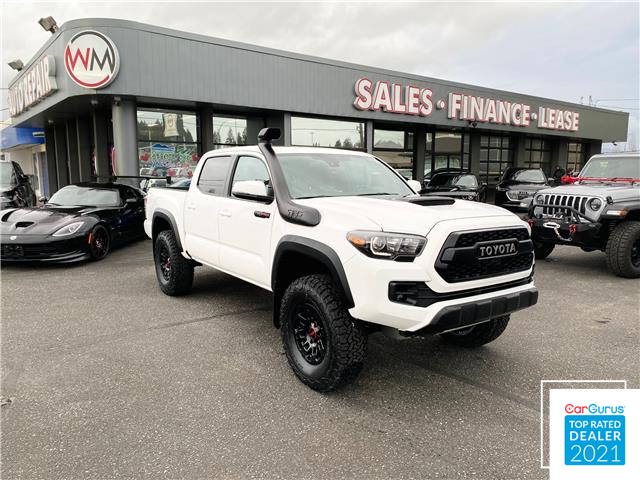 2019 Toyota Tacoma TRD Off Road (Stk: 19-174406) in Abbotsford - Image 1 of 16