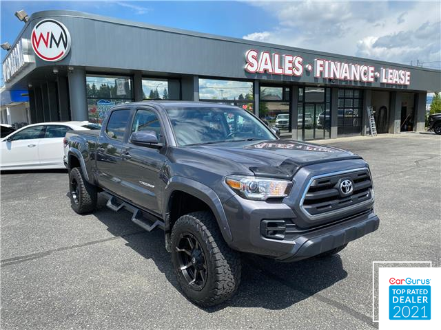 2017 Toyota Tacoma SR5 (Stk: 17-025515) in Abbotsford - Image 1 of 16