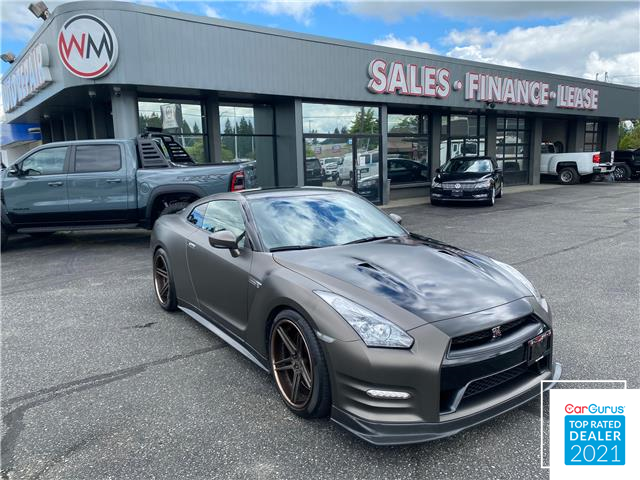 2013 Nissan GT-R Premium (Stk: 13-260388) in Abbotsford - Image 1 of 14