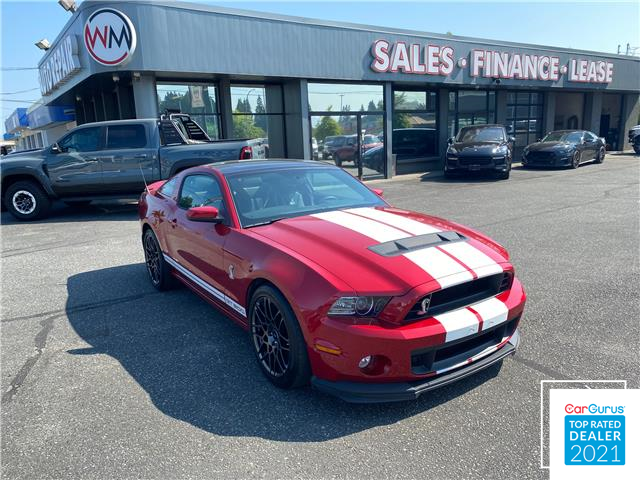 2013 Ford Shelby GT500 Base (Stk: 13-230422) in Abbotsford - Image 1 of 10