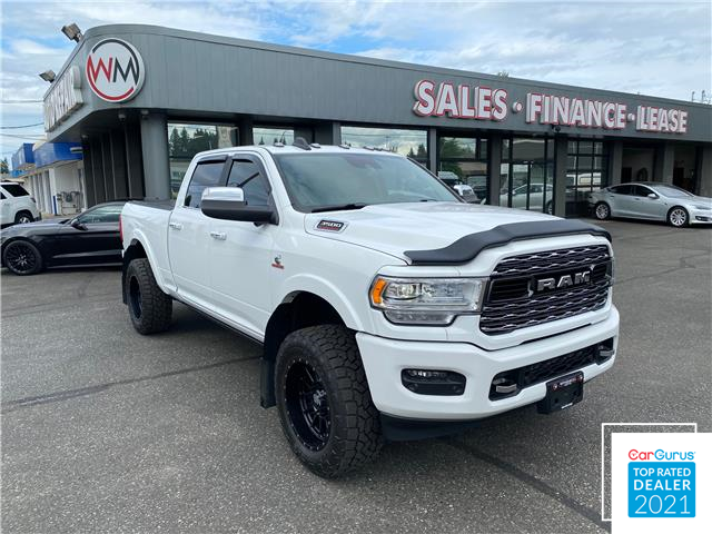 2019 RAM 3500 Limited (Stk: 19-629139) in Abbotsford - Image 1 of 19
