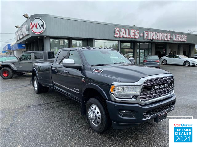 2019 RAM 3500 Limited (Stk: 19-705128) in Abbotsford - Image 1 of 19