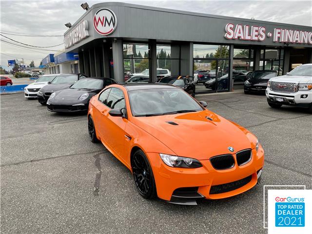 2013 BMW M3 Base (Stk: 13-595147) in Abbotsford - Image 1 of 15